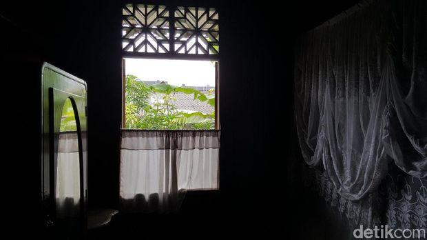 Kamar tidur Fatmawati (Fitraya/detikTravel)