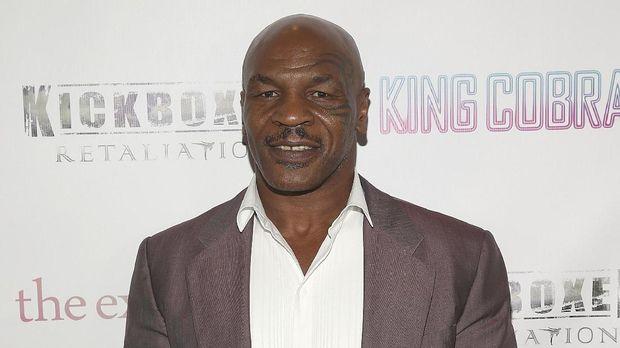 Mike Tyson mengaku memilih tinju untuk meningkatkan kepercayaan diri.