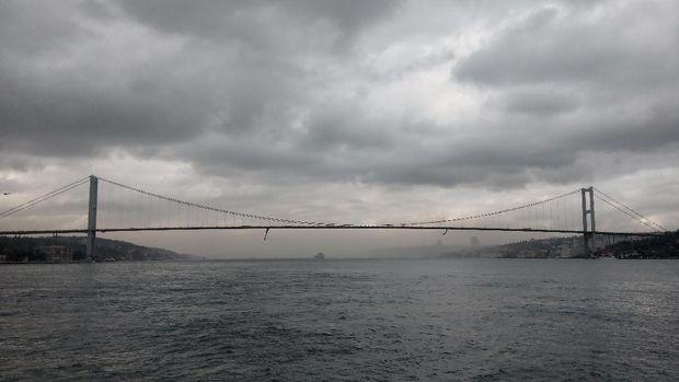 Penampakan Jembatan Bosphorus (Rois/detikTravel)