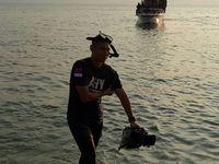 Agus di Kepulauan Seribu.