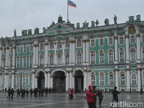 Rusia Ternyata Punya Deretan Masjid yang Cantik, Ini Buktinya