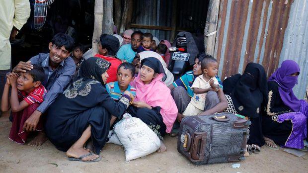 Pengungsi Rohingya di Bangladesh