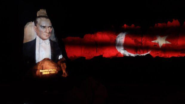 Presiden pertama Turki, Ataturk (Rois/detikTravel)