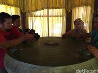 Gong Nekara Jantan & Betina yg Konon Terpisah di 2 Negara