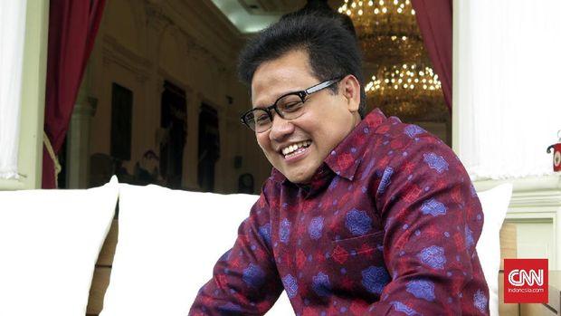 Muhaimin Iskandar menyebut Khofifah Indar Parawansa sebaiknya tak maju di Pilgub Jatim 2018.