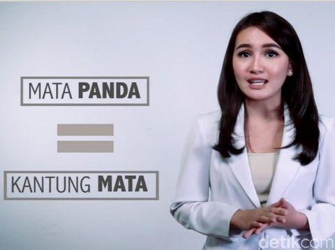 Video: Berbagai Penyebab Mata Panda Selain Kurang Tidur