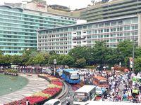 Massa Aksi 2 Desember Bubar, Jalan MH Thamrin ke Bundaran HI Penuh Sesak