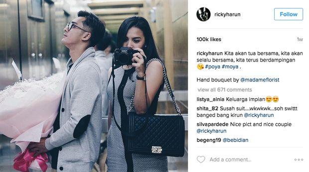 cara 10 seleb tan indonesia ini ungkapkan cinta ke