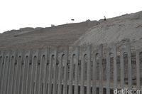 Konon Piramida ini pernah dipakai sebagai tempat pengorbanan manusia (Angga/detikTravel)