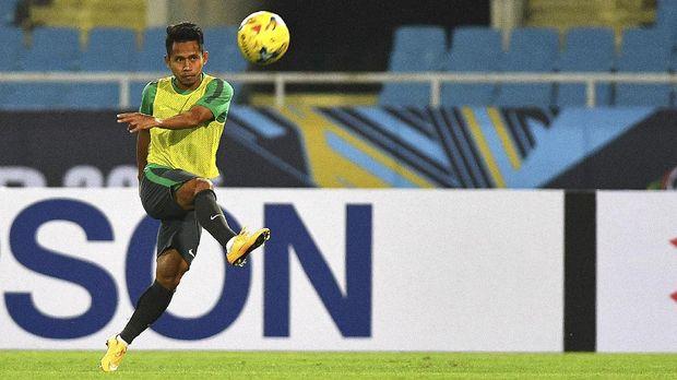 Andik Vermansah belum memiliki klub sejak meninggalkan Selangor FA.