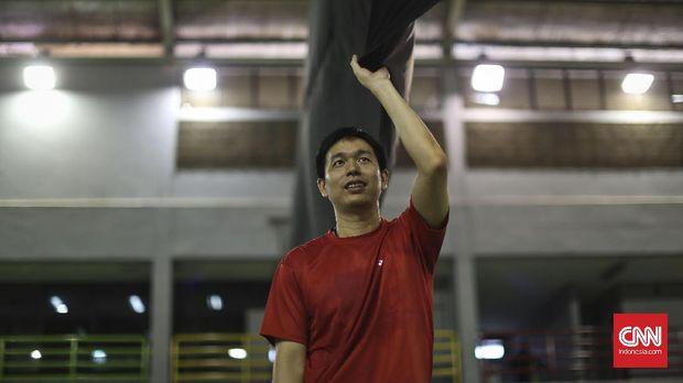 Hendra Setiawan kembali dipanggil PBSI untuk masuk Pelatnas.