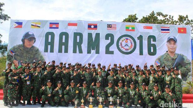 Menang Lomba Tembak Internasional, Prajurit TNI AD Buktikan Tak Jago Kandang