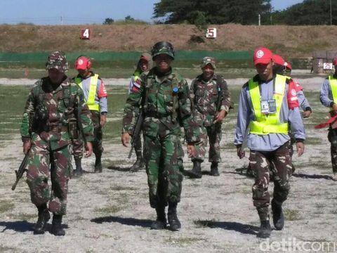 Cerita Soal 'Godaan' Filipina ke Prajurit TNI AD Saat Lomba Tembak AARM
