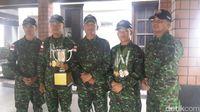 Motivasi Prajurit Juara Lombak Tembak: Kibarkan Merah Putih di Mata Dunia
