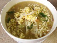 Canteen Bintaro: Sedap Mengenyangkan Nasi Bali Komplet dan Mie Godok Jawa