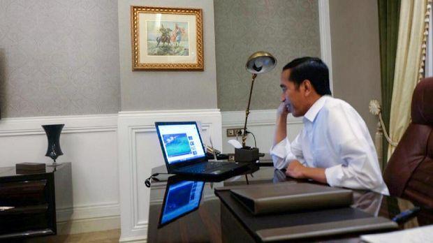 Perbedaan Ucapan Selamat untuk Timnas dari Jokowi dan JK