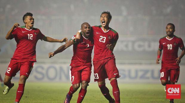 Hansamu Yama memiliki pengalaman bermain dengan pemain-pemain senior di Timnas Indonesia.