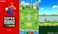 Begini Serunya Super Mario Run di iPhone