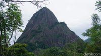 Inilah Via Ferrata Gunung Parang di Purwakarta (Tri Ispranoto/detikTravel)