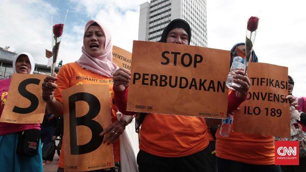 Bank Dunia Imbau Indonesia 'Sunat' Administrasi Buruh Migran