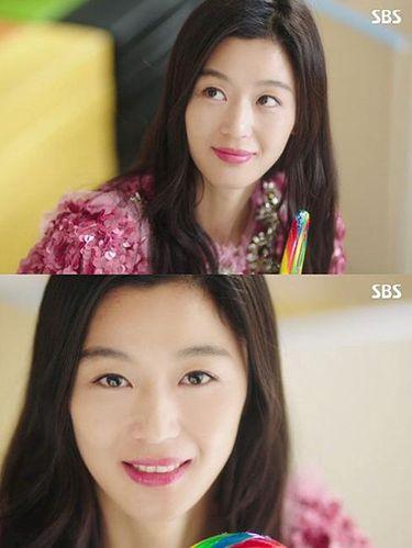 Rahasia Kulit Bening Jun Ji Hyun di Drama 'The Legend of The Blue Sea'