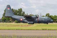 Hancur Terbelah, Begini Penampakan Hercules TNI AU yang Jatuh di Wamena