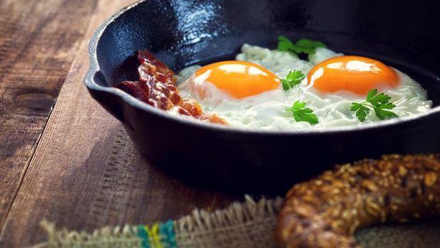 Bosan Telur Goreng dan Orak-arik? Bikin Saja 'Frambled Egg'