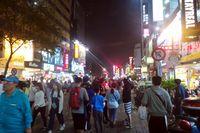 Cara Membedakan Pasar Malam di Taipei