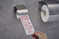 Jepang Sediakan Kertas Toilet Pembersih Ponsel