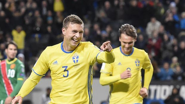 Sweden was able to play-off phase of the 2018 World Cup qualifiers after getting rid of the Netherlands.  (