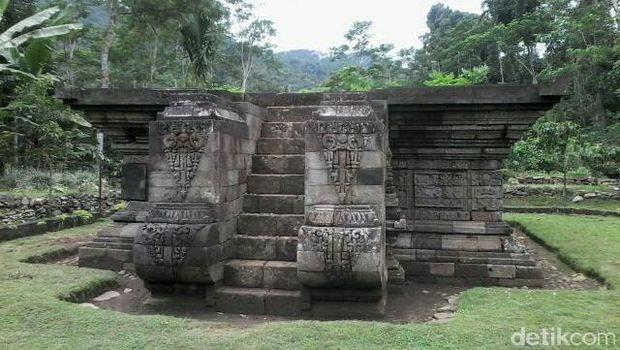 Candi ini terletak di Desa Andungbiru, Probolinggo (M Rofiq/detikTravel)