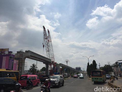 Proyek LRT Palembang