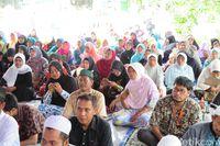 Disambut Salawat di Kepulauan Seribu, Aa Gym: Rasanya Malu