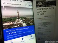 DPP FPI Jadi DPP Fitsa Hats, Google: Kami Minta Maaf