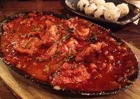 88 Korean Kitchen: Puas Menikmati Racikan Ayam Sepedas Mie Samyang