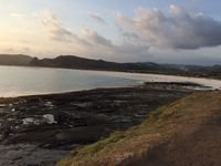 Menikmati Sunset Syadu di Pantai Tanjung Aan, Lombok
