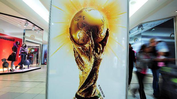 Piala Dunia 2018 akan dimulai 14 Juni 2018.
