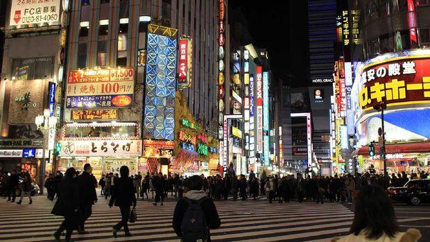 Kabukicho dikenal sebagai area Red Light Distriknya Jepang (Randy/detikTravel)