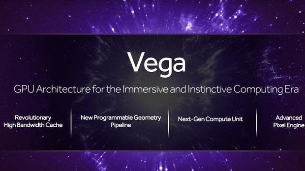 Kapan AMD Radeon Vega Tiba di Indonesia?