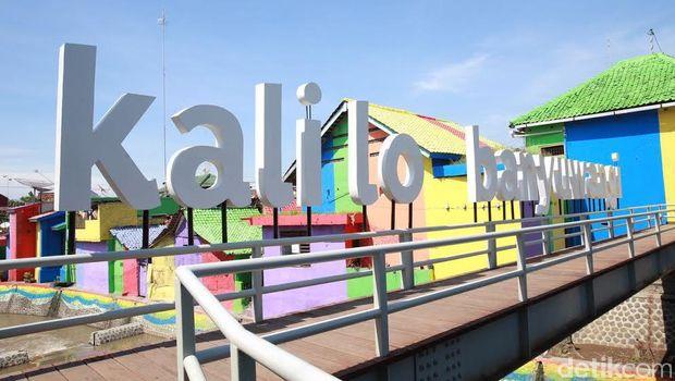 Bantaran Sungai Kalilo akan ramah wisatawan (Putri Akmal/detikTravel)