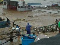 Hujan Deras di Pelabuhan Ratu Sukabumi, 20 Rumah Terendam Banjir