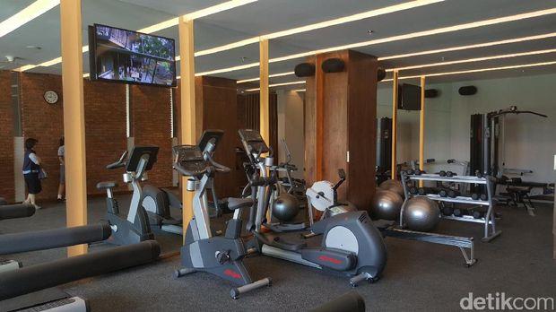 Ruang fitness (Fitraya/detikTravel)