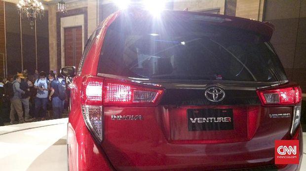 Toyota New Venturer, MPV Bergaya Adventurer