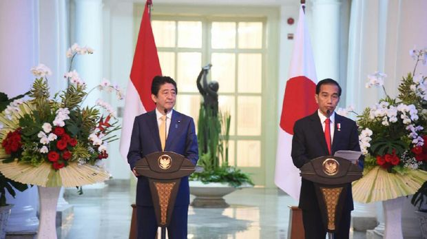 7 Kepala Negara Kunjungi Indonesia Sepanjang Januari-April 2017