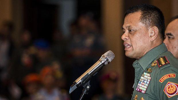 71 Tahun TNI dan Perjuangan Menahan Syahwat Politik