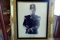 Potret Sultan Syarif Kasim II di Istana Siak Sri Indrapura (Wahyu/detikTravel)