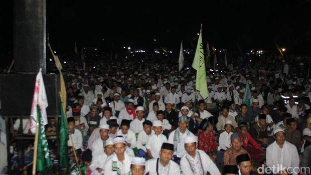 Seribuan orang hadiri acara salawat di Bali