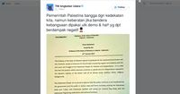 Cuitan awal Airmin yang dipermasalahkan netizen nyinyir.