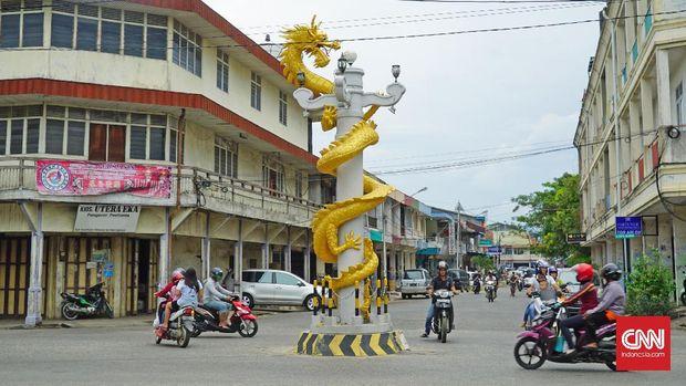 Singkawang, 'Sepetak' Chinatown di Indonesia