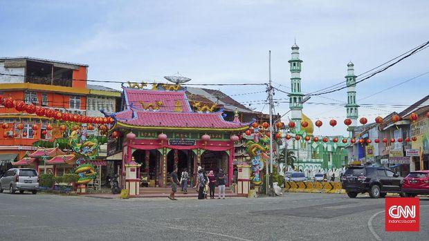 Singkawang, 'Sepetak' Hong Kong di Indonesia